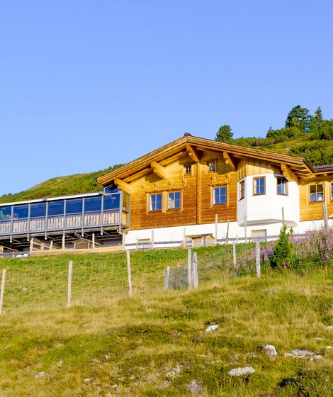 Bergrestaurant Latschenalm ©Wolfgang Alberty