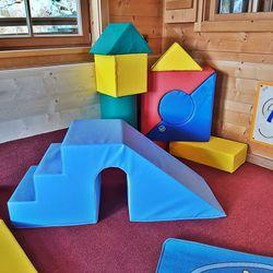 Spielspaß für unsere kleinen Gäste ©Latschenalm